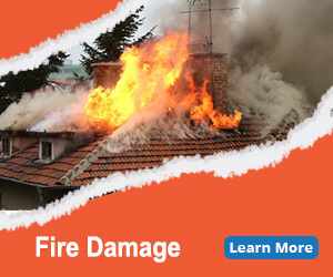 fire damage services