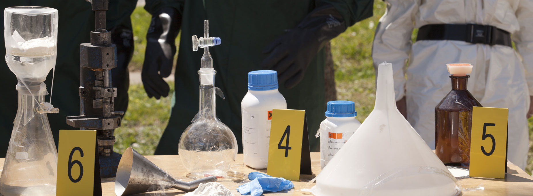 Meth Contamination Cleanup