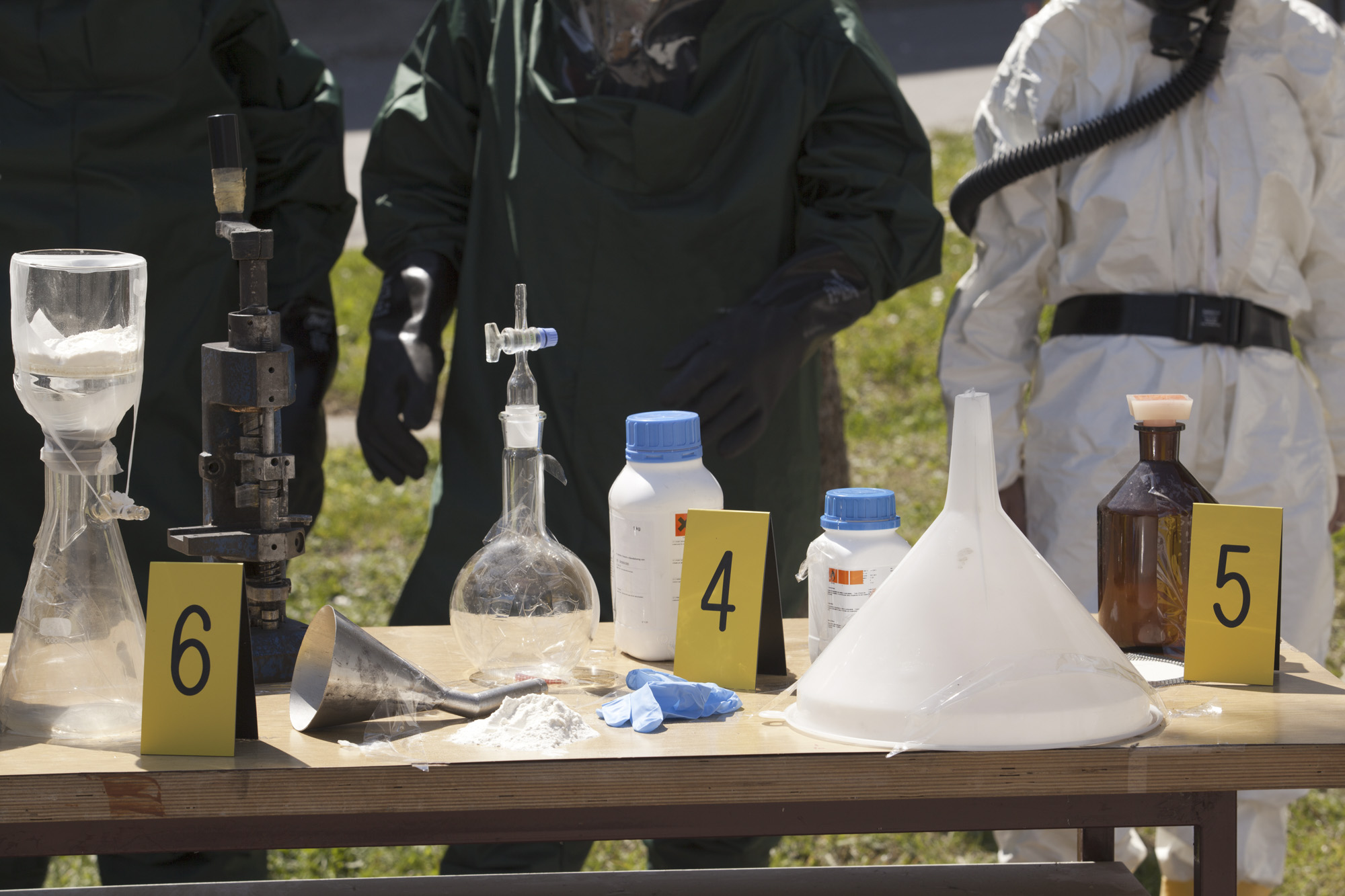 Meth Lab Cleanup
