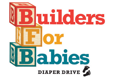 Builders for Babies Diaper Drive