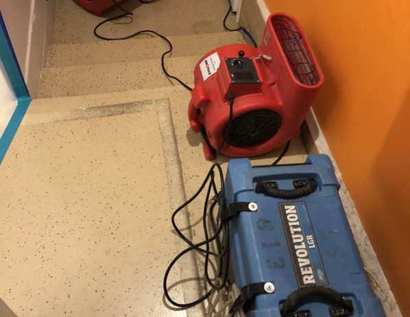 Water Damage:  The Importance of Immediate Cleanup