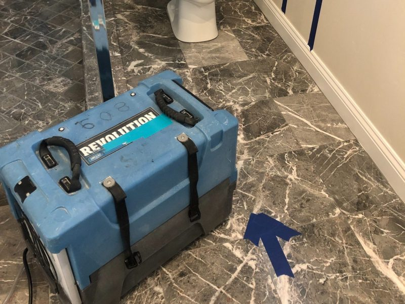 Dehumidifiers for Water Damage