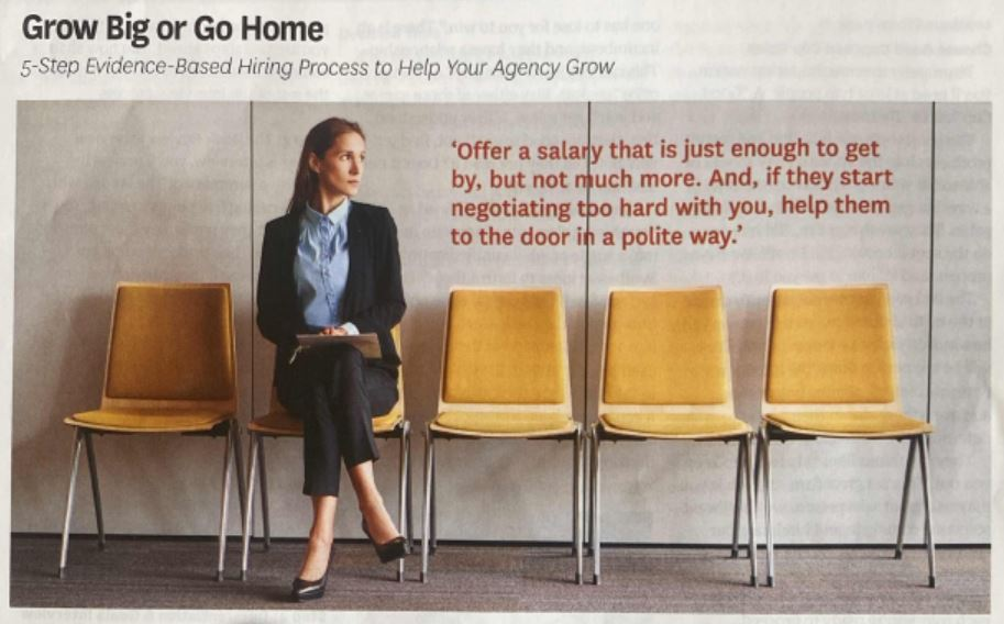 Two Great Articles from this months Insurance Journal