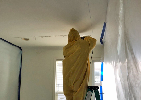 Water Damage on Your Ceiling?